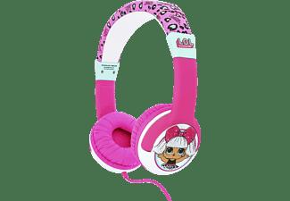 OTL LOL Surprise My Diva Junior , On-ear Kopfhörer Pink