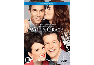 Will & Grace: The Revival - Saison 3 - DVD