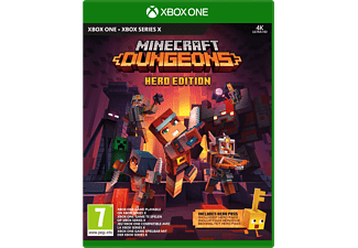 Xbox One - Minecraft Dungeons: Hero Edition /D/F/E/NL