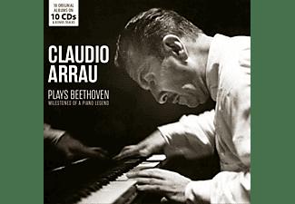 Claudio Arrau - MILESTONES OF A PIANO LEGEND: CLAUDIO ARRAU PLAYS  - (CD)