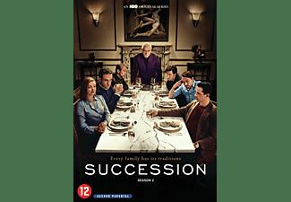 Succession - Saison 2 - DVD