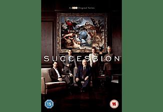 Succession - Saison 1-2 - DVD