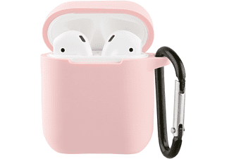 VIVANCO Protection Case für Apple AirPods 1&2, pink