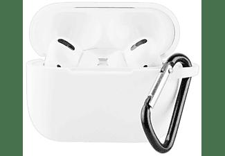 VIVANCO Protection Case für Apple AirPods Pro, weiß