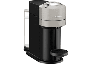 KRUPS XN911B Nespresso Vertuo Next Kapselmaschine Light Grey