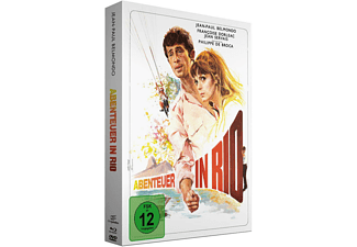 Abenteuer in Rio Blu-ray + DVD