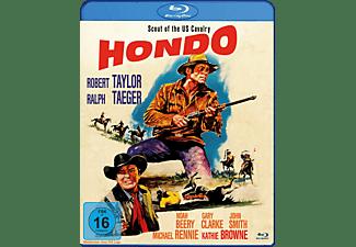 Hondo Blu-ray