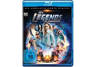 DC's Legends of Tomorrow Staffel 4 Blu-ray
