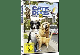 CATS & DOGS 3-PFOTEN VEREINT! DVD