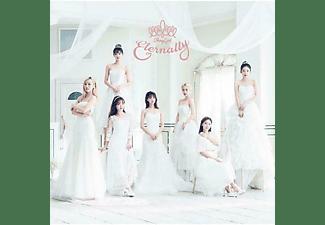 Oh My Girl - ETERNALLY(KEIN RR)  - (CD)