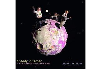 Freddy Fischer - Alles Ist Alles (Feat. His Cosmic Rocktime Band)  - (CD)