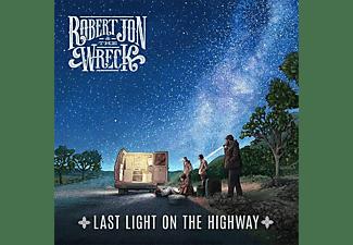 Robert Jon & The Wreck - LAST LIGHT ON THE HIGHWAY  - (CD)