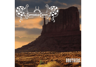 Copperhead County - BROTHERS  - (CD)