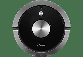 ZACO Saug- und Wischroboter A9sPro, Schwarz (App-Steuerbar)