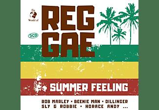 VARIOUS - Reggae Summer Feeling  - (CD)