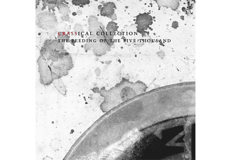 Crass - Feeding Of The 5000-Crassical Collection  - (CD)