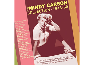 Mindy Carson - Mindy Carson Collection 1946-60  - (CD)