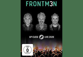 Frontm3n - Up Close-Live 2020 (2DVD)  - (DVD)
