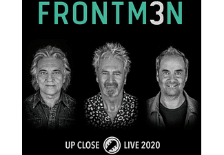 Frontm3n - Up Close-Live 2020 (2CD)  - (CD)