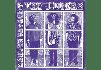 Martin -& The Jiggerz- Savage - Between The Lines EP  - (Vinyl)