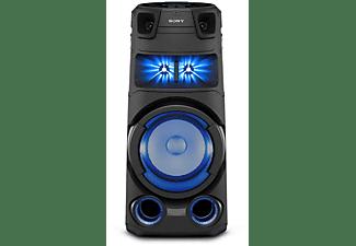 SONY MHC-V73D Partybox, Schwarz