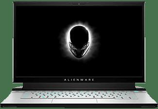 DELL Alienware M15 R3, Gaming Notebook mit 15,6 Zoll Display, Core™ i7 Prozessor, 16 GB RAM, 512 GB SSD, GeForce RTX™ 2060, Lunar Light