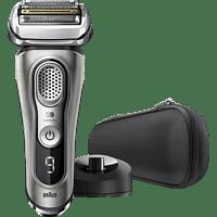BRAUN Series 9 9325s + Elektrischer Rasierer  Rasierer Grafit  (Active Quattro Head )