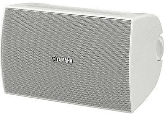 Altavoces de exterior - Yamaha NS-AW294WH, 100W, Resistente al agua y al sol, Blanco