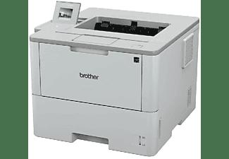 Impresora láser Monocromo - Brother HL-L6400DW, Wifi, Red, blanco y negro