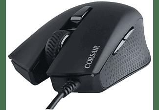 Ratón -  Corsair CH-9301111-EU HARPOON, 12000 DPI, RGB PRO, Negro