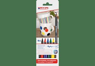 EDDING 4-4200-6 Porzellanmaler, Mehrfarbig