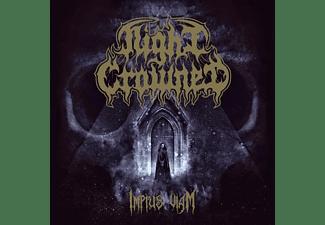 Night Crowned - IMPIUS VIAM (LIM.GTF.BLACK)  - (Vinyl)
