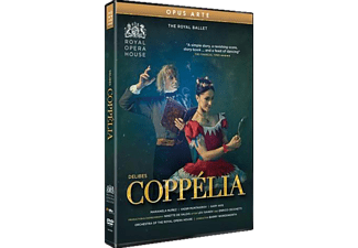 The Royal Ballet Barry Wordsworth - Coppelia  - (DVD)