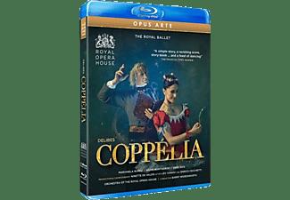 The Royal Ballet Barry Wordsworth - Coppélia  - (Blu-ray)