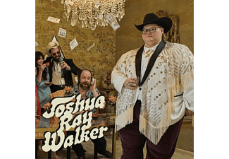 Joshua Ray Walker - GLAD YOU MADE IT  - (CD)