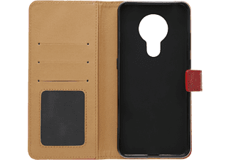V-DESIGN BV 835, Bookcover, Nokia, 5.3, Rot