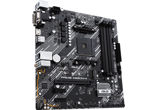 ASUS PRIME A520M-A (90MB14Z0-M0EAY0) Mainboard Schwarz