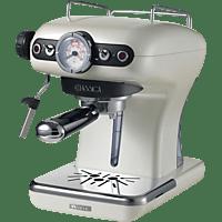 ARIETE 1389PE Classica Espressomaschine Perlmutt