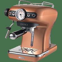 ARIETE 1389KU Classica Espressomaschine Kupfer