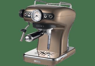 ARIETE 1389BR Classica Espressomaschine Bronze
