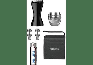 PHILIPS NT5650 Präzisions-Trimmer Nasenhaartrimmer, Schwarz