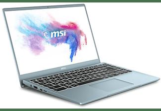"Portátil - MSI Modern 14 B10MW-050XES, 14"" Full-HD, Intel® Core™ i7-10510U, 16 GB, 1 TB SSD, FreeDOS, Plata"