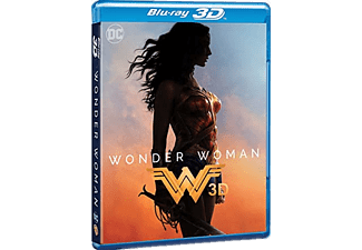 Wonder Woman (3D Blu-ray (+2D))