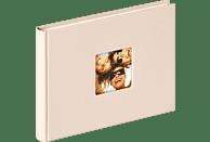 WALTHER Designalbum Fun Fotoalbum, 40 Seiten, Strukturpapier, Sand