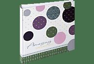WALTHER Amazing Memories Fotoalbum, 100 Seiten, Kunstdruck, Grün