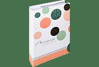 WALTHER Memo-Album Amazing Memories Fotoalbum, 100 Seiten, Kunstdruck, Lachs