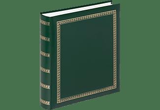 WALTHER Classicalbum Das schicke Dicke Fotoalbum, 100 Seiten, Kunstleder, Grün