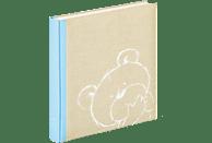 WALTHER Dreamtime Fotoalbum, 50 Seiten, Kunstdruck, Blau
