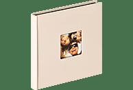 WALTHER Designalbum Fun Fotoalbum, 30 Seiten, Strukturpapier, Sand