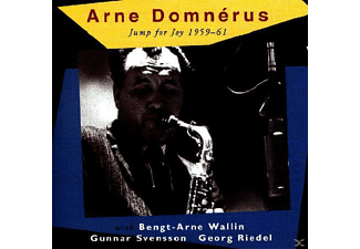 Arne Domnerus - Jump For Joy 1959-1961  - (CD)
